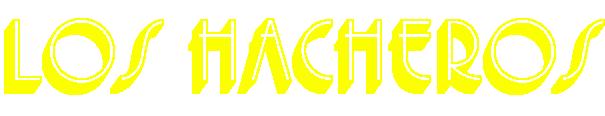 Los Hacheros Logo